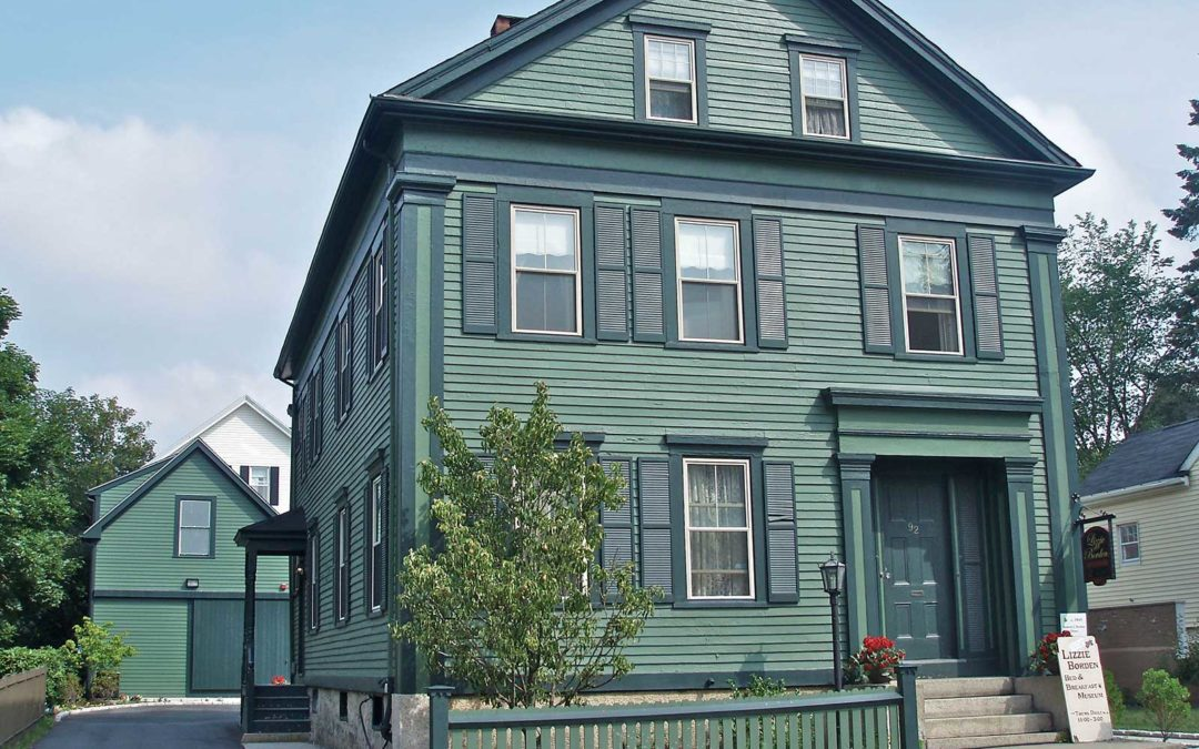 Lizzie Borden House Massachusetts