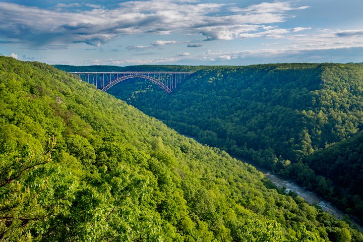 Top activities in West Virginia