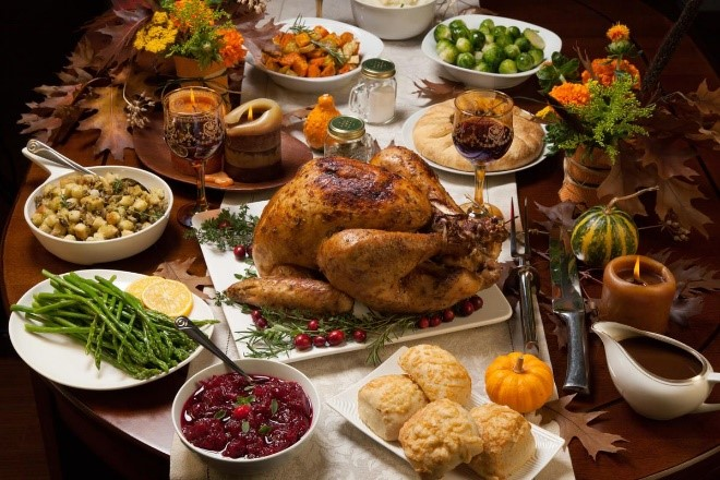 Thanksgiving Ideas from our American Clients
